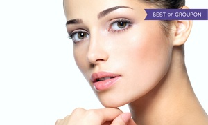 Capricious: Custom Facial With Option to Add Take-Home Vitamin C Serum at Capricious Skin Care (Up to 61% Off)