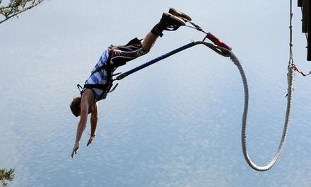 Pr t pour le grand saut aventure parc groupon for Pret pour le grand saut