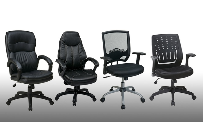 Work Smart Office Chairs Groupon Goods