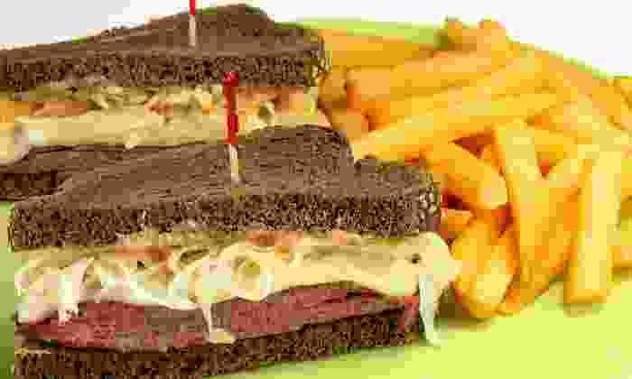 Prime Time Diner - Santa Clara: $9 for $18 Worth of American Diner Fare at Prime Time Diner