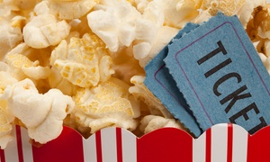 Oak Bay Beach Hotel: CC$29 for a Movie Night Experience for Two at The Oak Bay Beach Hotel (CC$50.40 Value)