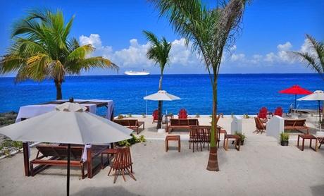 Creative Cozumel Resort Along Caribbean Coast
