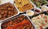 Up to 34% Off Family Dinner at Ninja Teriyaki & Sushi 2 Go