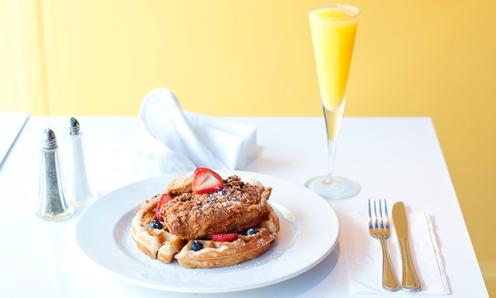 Creme Restaurant & Lounge - Downtown: Contemporary American Brunch or Dinner at Creme Restaurant & Lounge