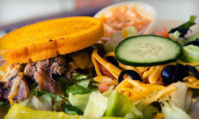 Belmar Bakery & Cafe - Amarillo: $17 for $35 Worth of Café Food and Drinks at Belmar Bakery & Cafe