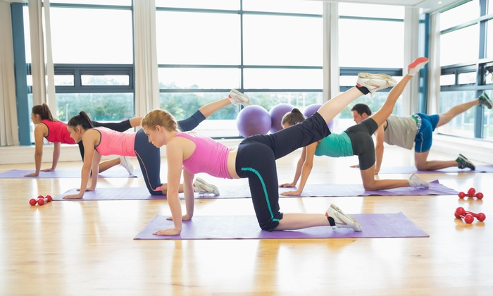 Curves - Rita Ranch: Up to 58% Off Yoga or Zumba Classes at Curves