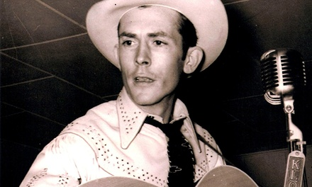 Admission for Two or Four to the Hank Williams Museum (Up to 45% Off)