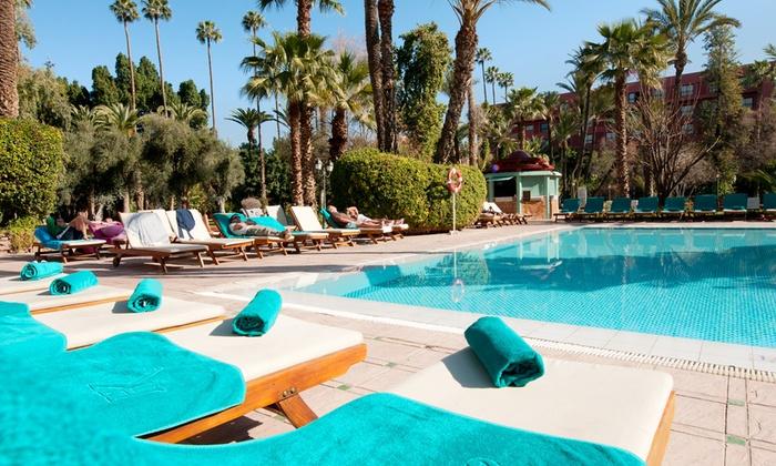 Hotel Golden Farah Marrakech