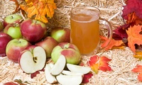 Apple and Cider Fayre, 1 - 2 October at Kent Life (Up to 47% Off)