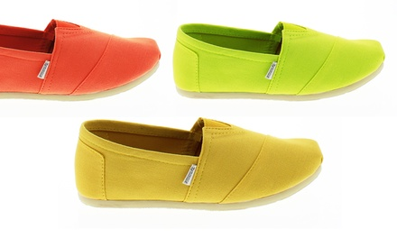 Shoes of Soul Women's Solid Flats