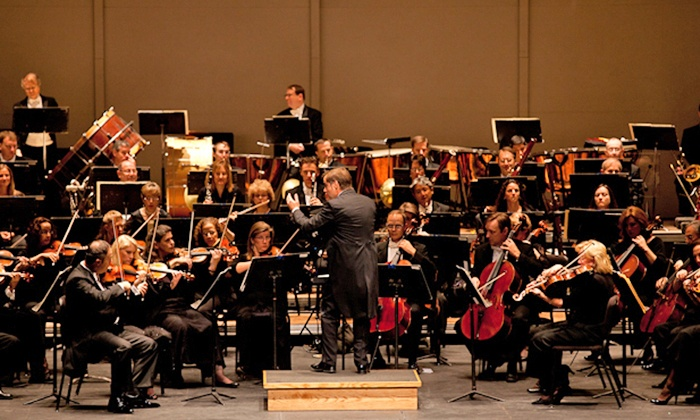 "San Antonio Symphony presents ""Patriotic Pops"" or ""Mahler 5"" - Charline McCombs Empire Theatre: San Antonio Symphony Presents ""Patriotic Pops"" or ""Mahler 5"" at Majestic Theatre (Up to 50% Off)"