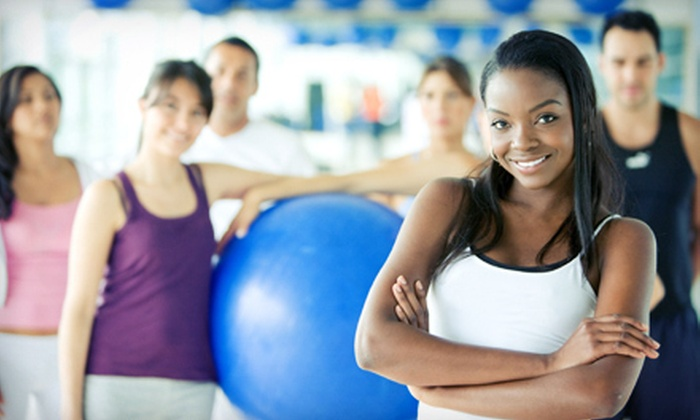 VI Fitness - Multiple Locations: Two Months of Unlimited Gym Access or 10 Gym Visits at VI Fitness (Up to 81% Off)