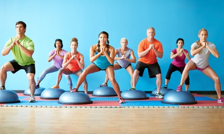 10 or 20 Group Training Classes at Vitruvian Fitness (Up to 83% Off)