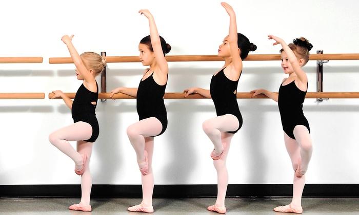 Emily Jane Center for Dance - Kaysville: $14 for Four Dance Lessons at Emily Jane Center for Dance ($28 Value)