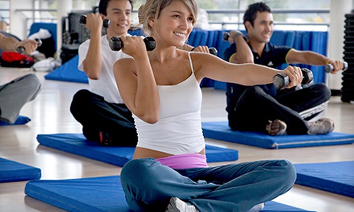 220 Fitness: Second-To-None - Ocean Park: 5 or 10 X-Terrain or Fitness Classes, or 5 or 10 Boxing Classes at 220 Fitness: Second-To-None (Up to 89% Off)