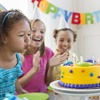 Up to 30% Off a Children's Birthday Party