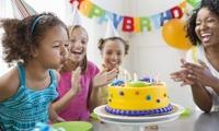Fiesta de cumpleaños para 8, 12 o 20 niños desde 39,90 € en El Jardín De Calula