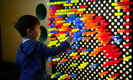 Admission for Two, Three, or Four to Sacramento Children's Museum (Up to 26% Off)