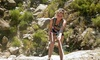Up to 58% Off Rock Climbing, Canyoneering, or Hiking Day Trip