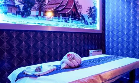 Session hammam 30 min et modelage aux huiles chaudes d'1h pour 1 ou 2 ou rituel spa thaï dès 79,90 € au Bon Spa Thaï