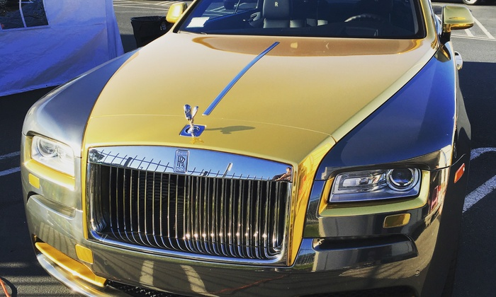 Cars beauty - San Francisco State University: $80 for Exterior Detail and Renew Headlight ($199 Value) — Cars beauty