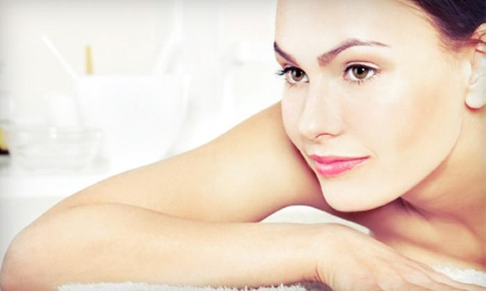 Bella Mia Spa - Clayton: $69 for a 60-Minute Massage and 45-Minute Express Facial at Bella Mia Spa ($150 Value)