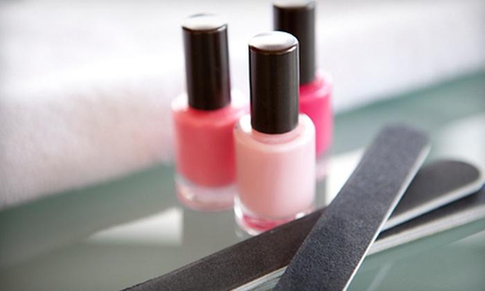 Signature Stylez Salon - Northeast Pensacola: Nailcare Package at Signature Stylez Salon (Up to 60% Off). Three Options Available.