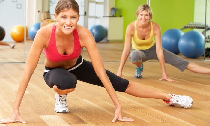 R.A.M. FIT - Columbus: Four Weeks of Fitness Classes at R.a.m. Fit (74% Off)