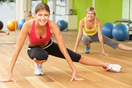 R.A.M. FIT: Four Weeks of Fitness Classes at R.a.m. Fit (74% Off)