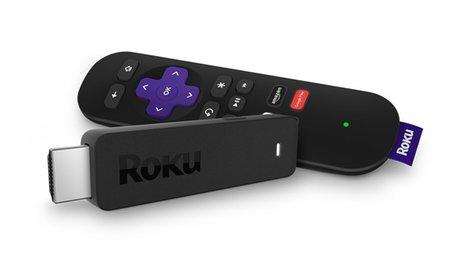Roku Streaming Stick, 2016 Model (Manufacturer Refurbished)