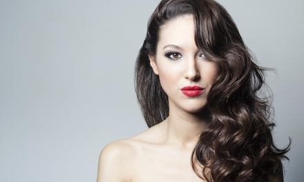 A Women's Haircut with Shampoo and Style from Lisa Collard Hairstyling (56% Off)