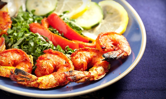 Bengal Tiger Cuisine of India - Roosevelt: Indian Food at Bengal Tiger Cuisine of India (Up to 54% Off). Two Options Available.