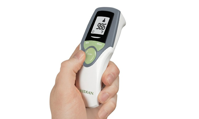 Touch-Free Infrared Forehead Thermometer: Touch-Free Infrared Forehead Thermometer. Free Shipping and Returns.
