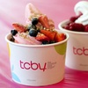 50% Off Frozen Yogurt at TCBY in Pearland