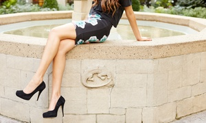 Chicago Institute of Plastic Surgery: One, Two, or Three Spider-Vein Treatments for One Area on Both Legs at Chicago Institute of Plastic Surgery (Up to 76% Off)