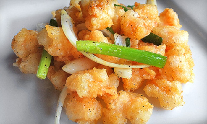 China Super Buffet - Evansville: Dinner Buffet for Two or Four or $25 for $50 Worth of Party Trays at China Super Buffet