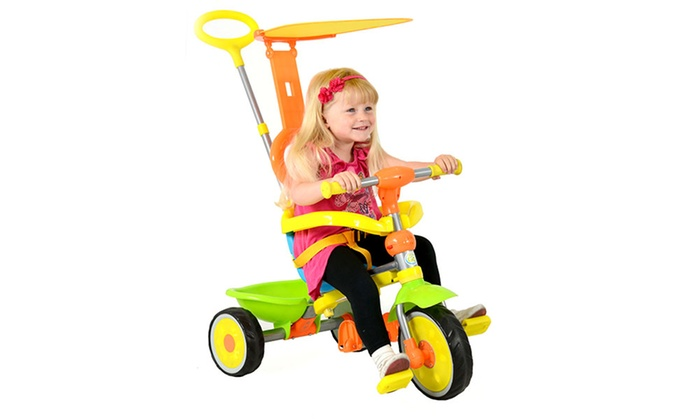 Grow And Go Deluxe Trike Groupon Goods