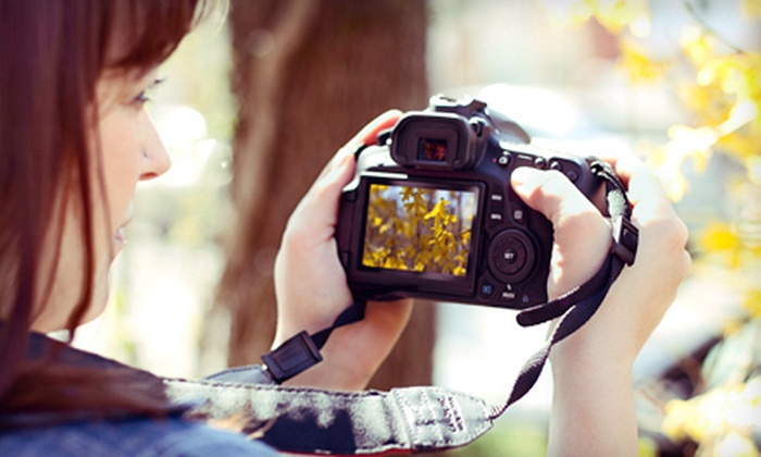 Twin Cities Photography Group - East Bank,St. Anthony: Two-Hour Photography Class for One or Two at Twin Cities Photography Group in St. Paul (Up to 52% Off)