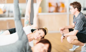 Invivo Wellness: 10 or 20 Outdoor or Studio Yoga Classes, or Three-Month Membership at Invivo Wellness (Up to 60% Off)