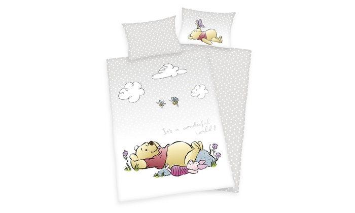 Copripiumino Winnie The Pooh.Coperta Disney Winnie The Pooh Groupon