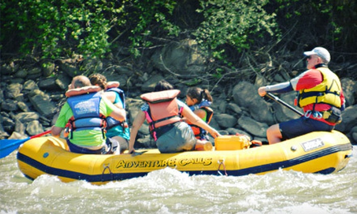 Adventure Calls Outfitters - Altmar: $40 for Whitewater-Rafting Trip for Two on the Salmon River from Adventure Calls Outfitters, Inc. in Altmar ($80 Value)