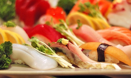 $16 for $30 Worth of Japanese Food at Izumi Sushi