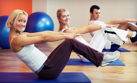 5 Drop-In Pilates Group Mat Classes (a $100 value) - Balanced Bodies in Herndon