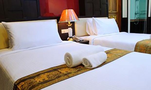 Bangkok: Hotel + Flights 4