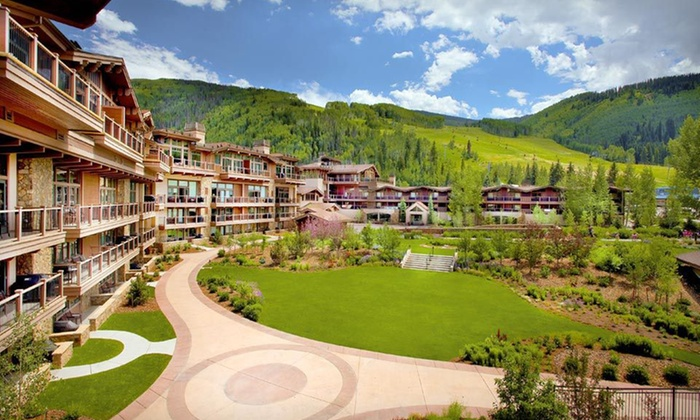 Manor Vail Lodge - Vail: Two-Night Stay in a One- or Two-Bedroom Condo at Manor Vail Lodge in Colorado