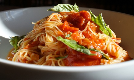 $18 for $30 Worth of Contemporary Italian Food for Two or More at Sorella