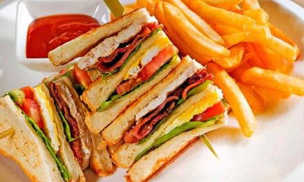 $11 for $20 Worth of Casual American Cuisine for Breakfast and Lunch at Covered Bridge Cafe