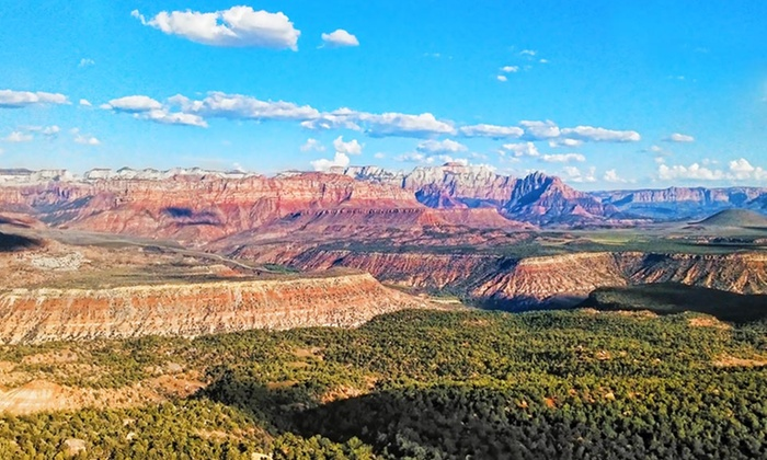 Tour of Four National Parks  - Utah and Arizona: 4-Day Tour of National Parks with Entrance Fees from Southwest Adventure Tours