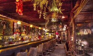 Hala Kahiki: $20 for $30 Worth of Tropical Appetizers and Tiki-Bar Drinks at Hala Kahiki