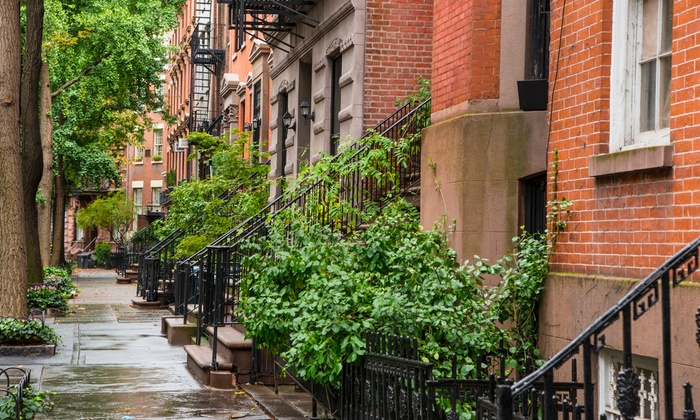 Tales of New York City Tours - Bay Ridge & Fort Hamilton: Greenwich Village Walking Tour for One, Two, or Four from Tales of New York City Tours (Up to 52% Off)